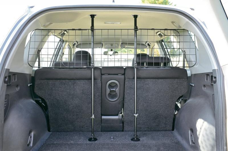 grille de s curit auto pour monospace 4x4 suv. Black Bedroom Furniture Sets. Home Design Ideas
