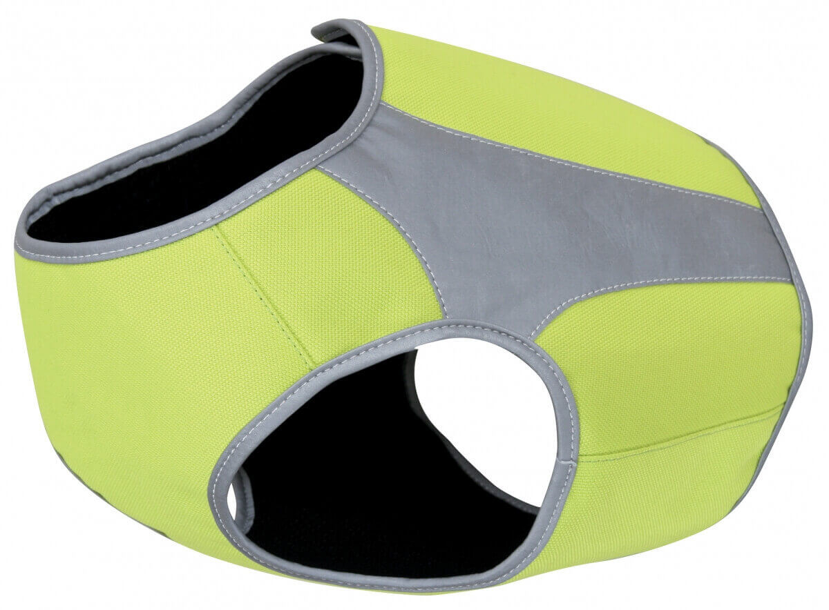 Gilet de sécurité Canisport vert_0