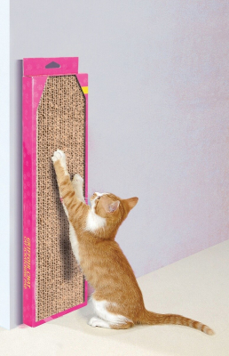 Griffoir carton à la Catnip grand modèle
