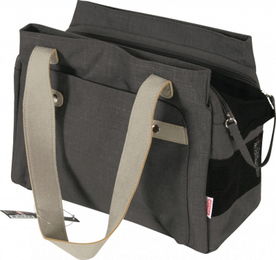 Sac de transport Soho gris