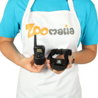 Collier de dressage avec vibration ou stimulation ZOLIA DOGTRAINING 200