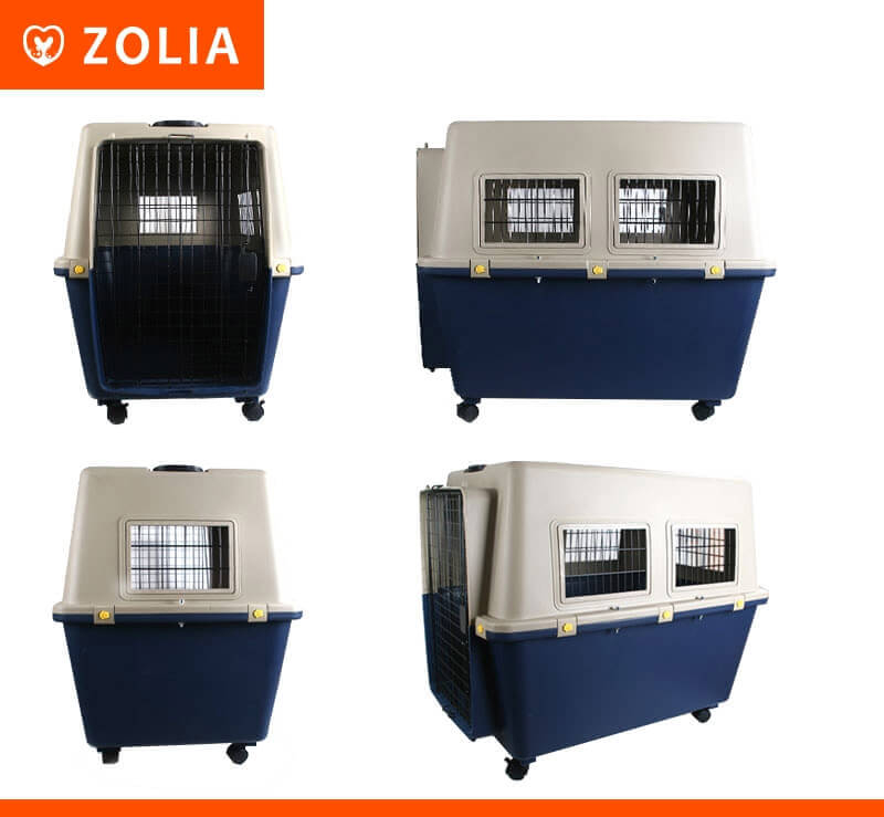 Transportbox TRAVELER IATA für Hunde - von 80cm bis 100cm_3