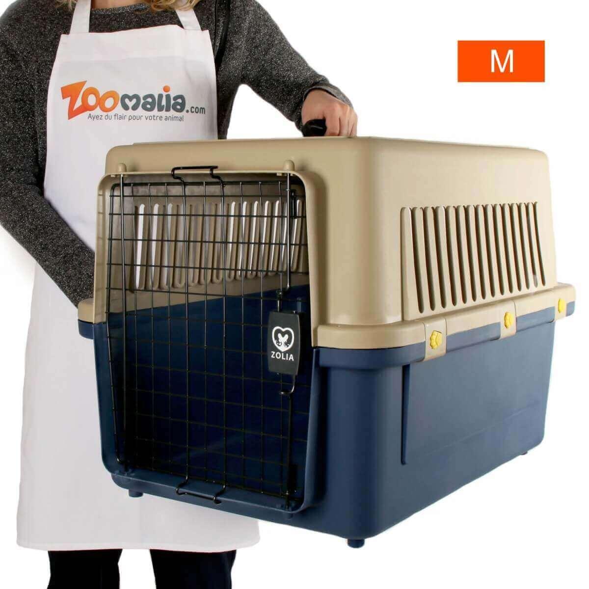 Transportín para perro TRAVELER IATA  ZOLIA  _7