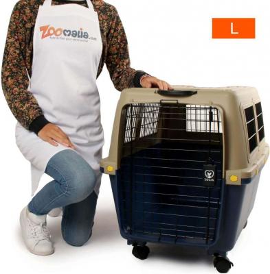 Cage de transport pour chien ZOLIA TRAVELER IATA
