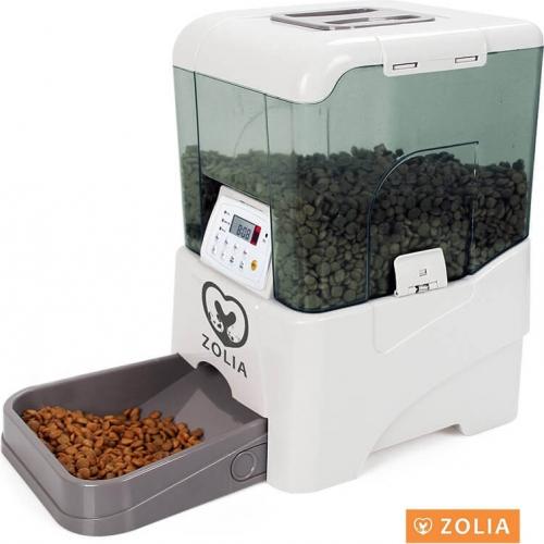 ZD-90LUX Distributeur automatique de croquettes ZOLIA chien/chat