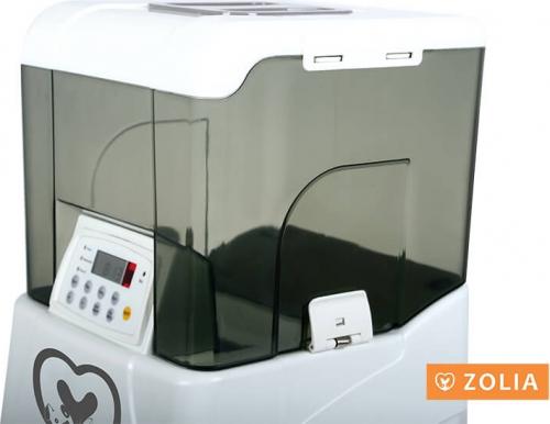 ZD-90LUX Distributeur automatique de croquettes ZOLIA chien/chat_4