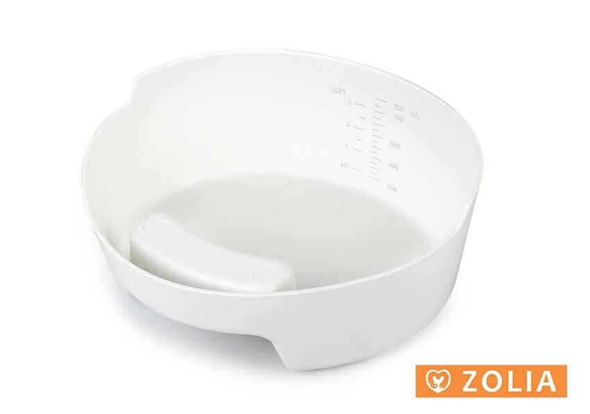 Fontaine à eau EASYMEAL 2 en1 avec gamelle ZOLIA_6