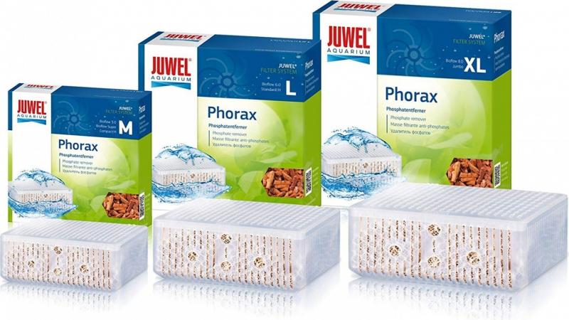 Cartouche Phorax pour filtre Juwel