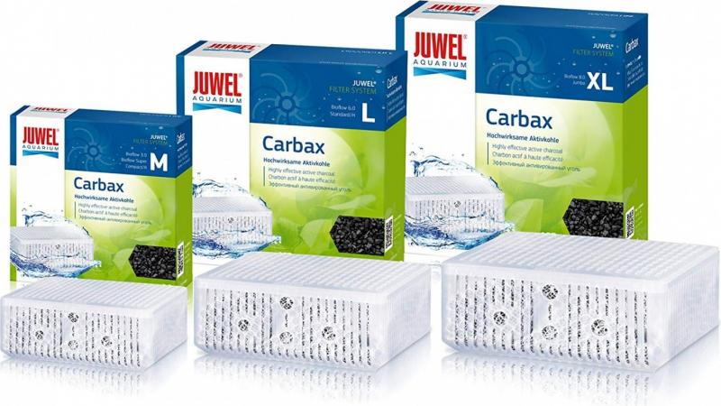 Cartouche Carbax pour filtre Juwel
