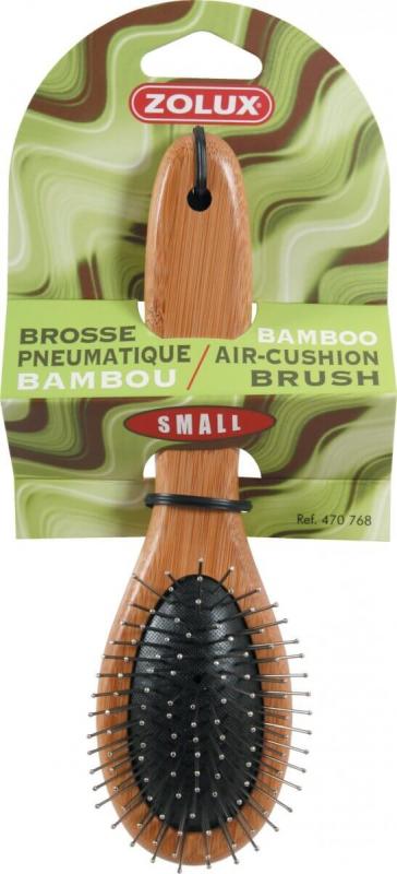 Brosse pneumatique Bambou