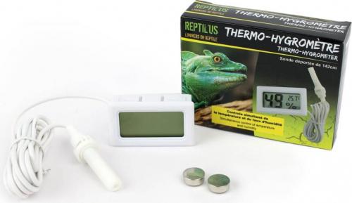 Termómetro Higómetro digital