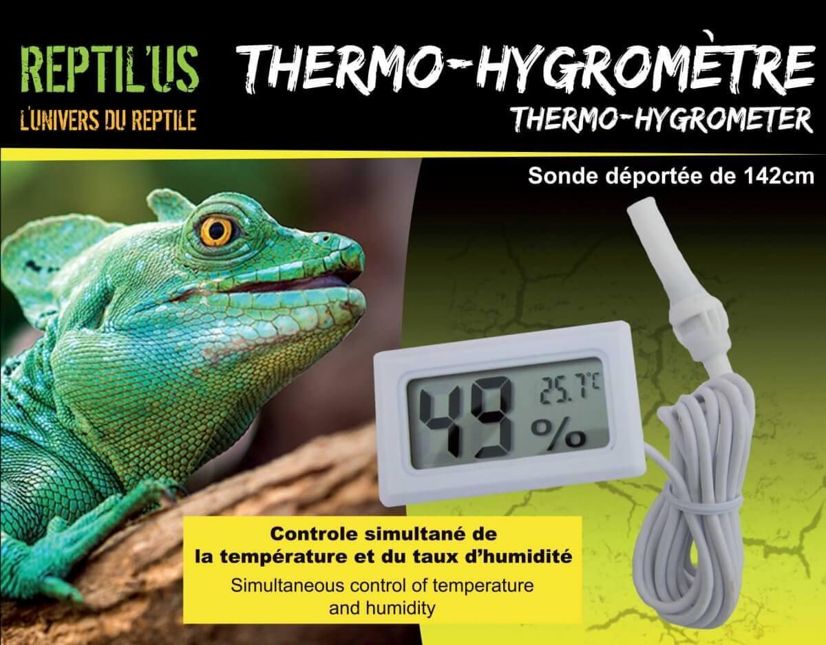 Thermomètre Hygromètre digital_3