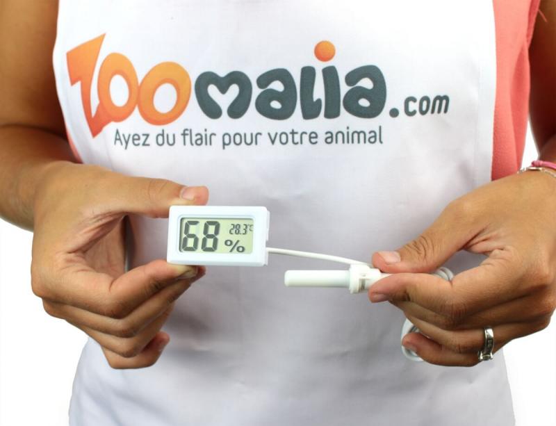 Digital thermo-hygrometer