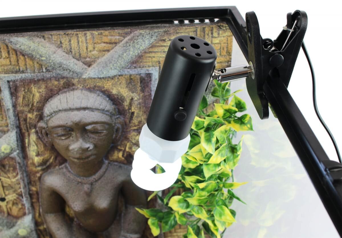 Support de lampe à pince Reptilus_5