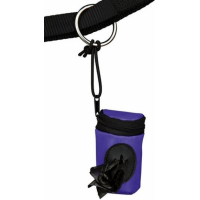 Distributeur de sacs DOG PICK UP nylon/polyester