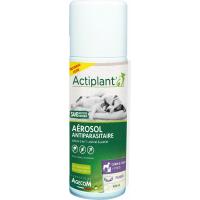 ACTI Aérosol 2en1 - Anti-puces et anti-tiques pour Chien, chat et environnement