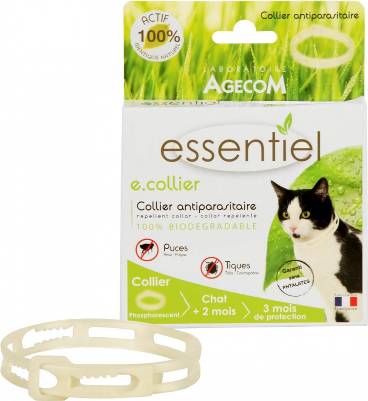 Glow in the Dark Insect Repellent Collar