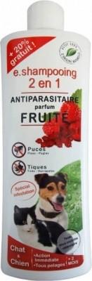E.SHAMPOOING Antiparasitaire 2EN1 FRUITE 250ml