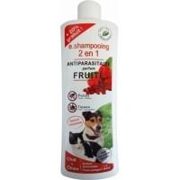 E. SHAMPOOING Antiparasitaire 2EN1 FRUITE 250ml