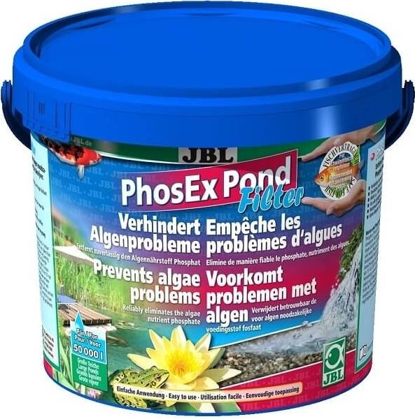 JBL PhosEx Pond Filter Anti-phosphates pour bassin