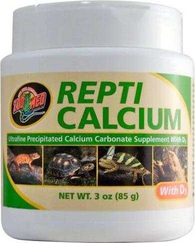 ZooMed Repti Calcium avec D3