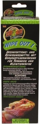 Nettoyant désinfectant WIPE OUT 1