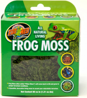 ZooMed Frog Moss Mousse Oreiller