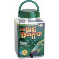 ZooMed Little Dripper distributeur d'eau pour reptile 2.4L