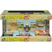 Kit Terrarium ReptiHabitat pour bernard l'hermite (1)