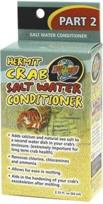 Conditionneur d'eau pour bernard l'hermite