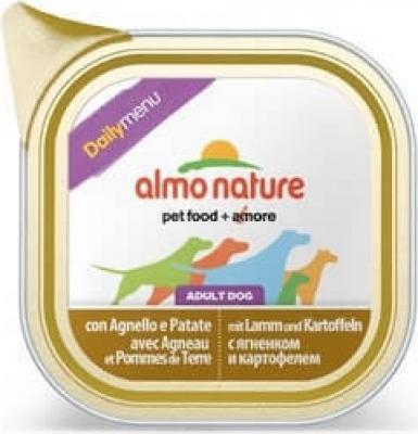 Paté Almo Nature Daily Menu para perro adulto - Varios sabores