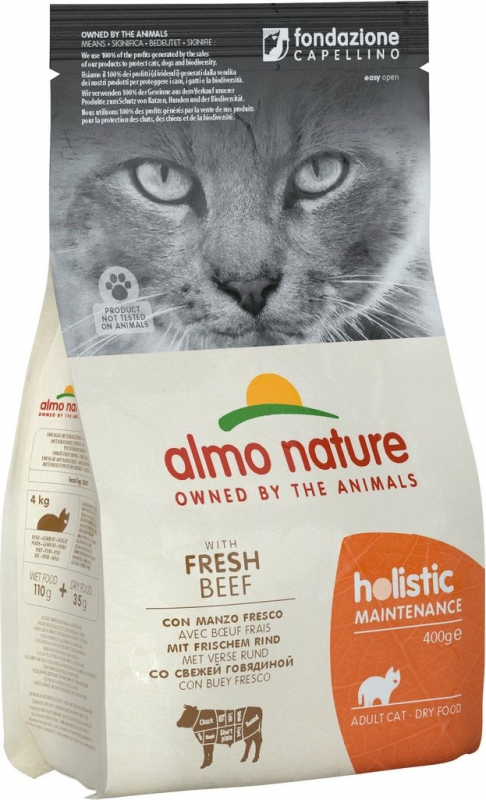 Almo Nature Holistic Beef And Rice