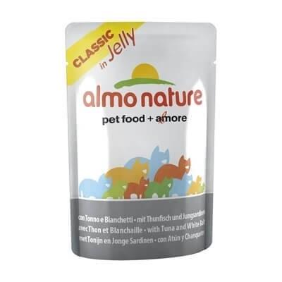Pâtée Almo Nature Classic pour chat - Gelée - Différentes saveurs_3