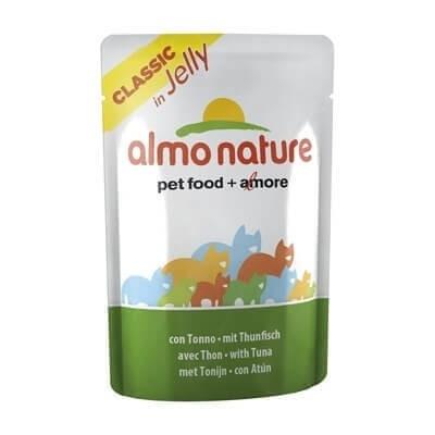 Pâtée Almo Nature Classic pour chat - Gelée - Différentes saveurs_2