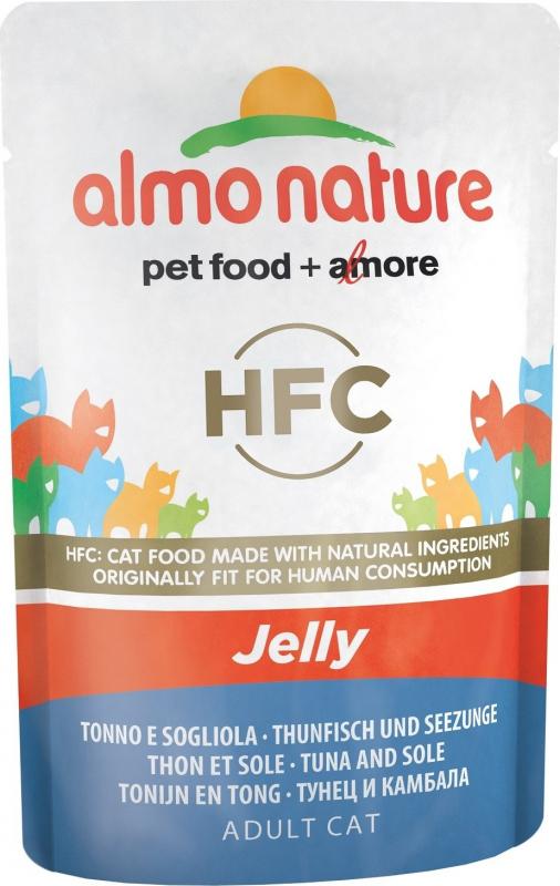 Pâtée ALMO NATURE Classic Jelly en Gelée pour chat adulte - 4 saveurs au choix