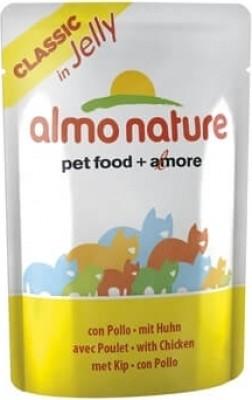 Pâtée Almo Nature Classic pour chat - Gelée - Différentes saveurs