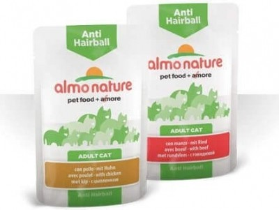 Almo Nature Anti Hairball