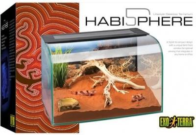 Terrarium Habisphere Lifestyle Exo Terra 45 cm x 30 cm x 30 cm