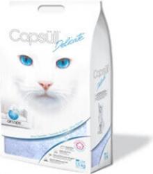 Einstreu Silica-Capsüll Mikropellets für Katzen und Kätzchen mit zartem Duft  Baby Puder