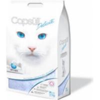 Litière Silice Capsüll  micro granule pour chat délicat et chaton Parfum   Poudre de bébé