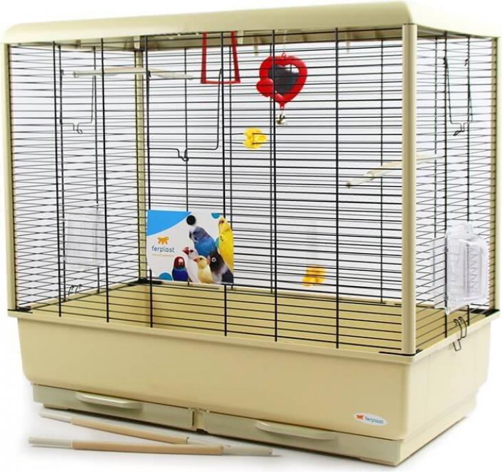 Cage pour oiseaux PIANO 5 - H 63 cm