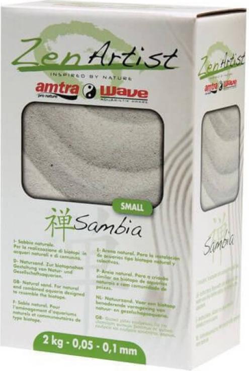 SAMBIA WHITE