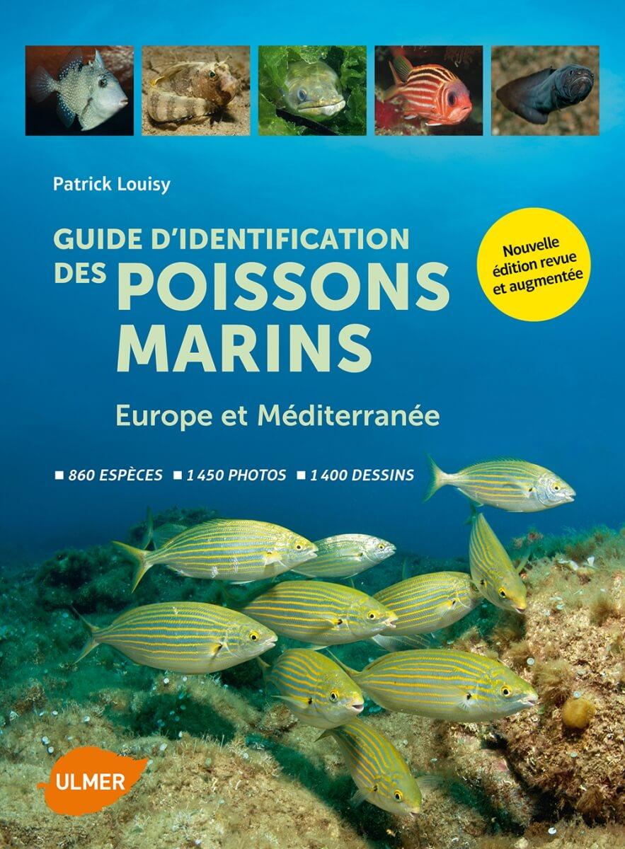 Guide d 39 identification des poissons marins livres for Donner des poissons