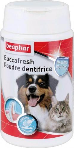DENTAL PLUS polvo dentífrico para perros y gatos