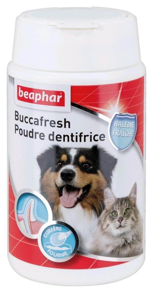 DENTAL PLUS polvo dentífrico para perros y gatos_0