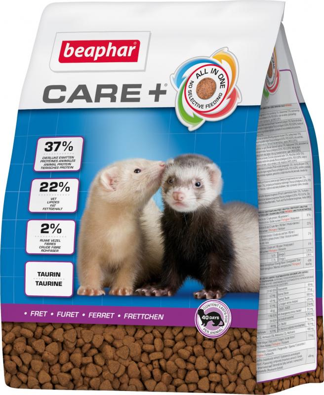 Beaphar Care+ Furet Aliment extrudé
