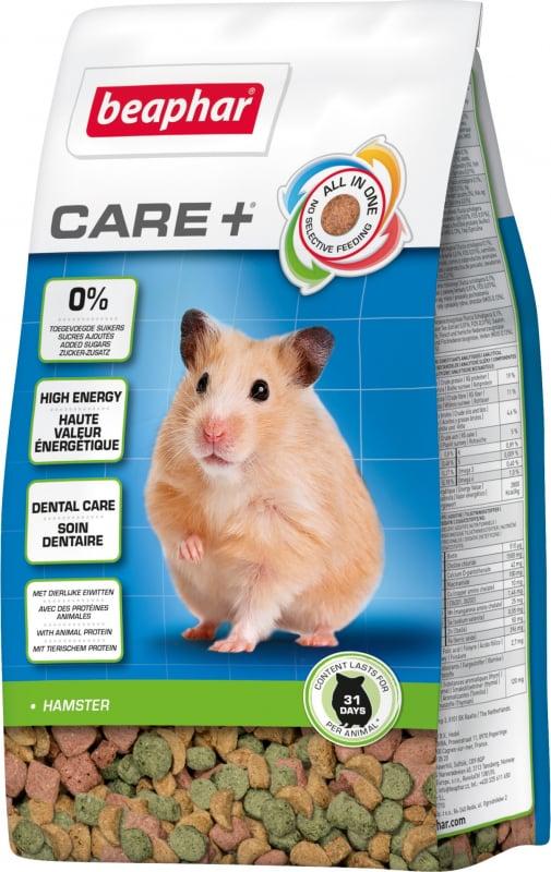 Beaphar Care+ Aliment extrudé Hamster