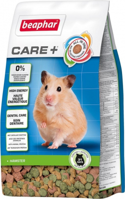 Care + Hamster Aliment extrudé