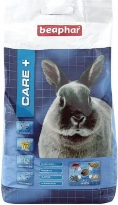 Care + angereichertes Kaninchenfutter