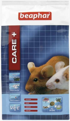 Care + Souris Aliment extrudé